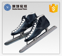 Never rust high-tech titanium skating shoes