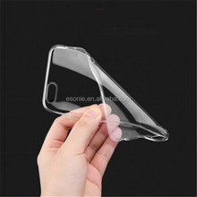 Wholesale price Ultra thin transparent clear TPU case for iphone 6 4.7 case