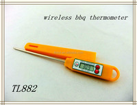 Wireless bbq thermometer & kitchen beef meat thermometer & oil quick read thermometer TL882