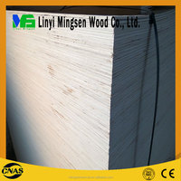 professional factory for 16mm poplar core waterproof plywood board
