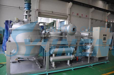 Power Saving Used Engine Oil Recycling Machine for Sale in Saudi Arabia