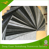 Polyester grey fabric soft/hard textile pet nonwoen fabric raw material