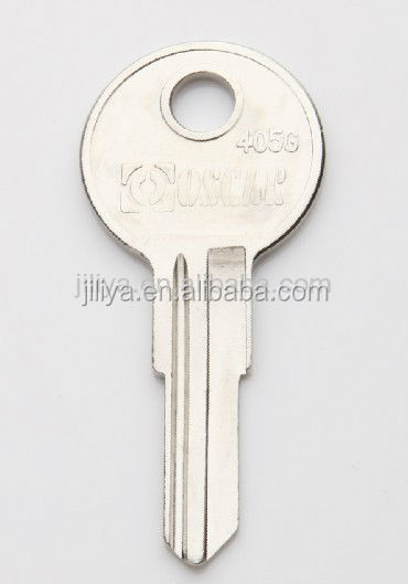 Hot sale popular design brass aluminum house key blanks key ring vibrator