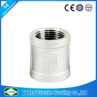 pipe fitting clamps 150 LBS stainless steel 304/316 nipple pipe fitting