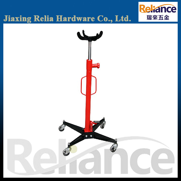 0.5 TON Telescopic Hydraulic Single Transmission Jack, Foot Pedal Operated