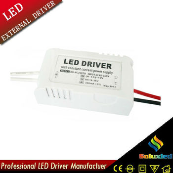 (8-12)x1w driver led power supply