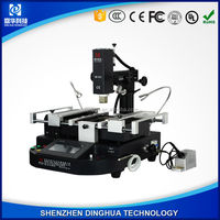 DING HUA DH-A1L laser positioning+soldering iron laptop motherboard repair tool/ bga rework station