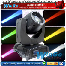 Sharpy 5R Beam200 Moving Head Stage Lighting / 200w sharpy 5r beam moving head light