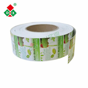 Top one brand anti mold sheets/roll stickers made in Dongguan