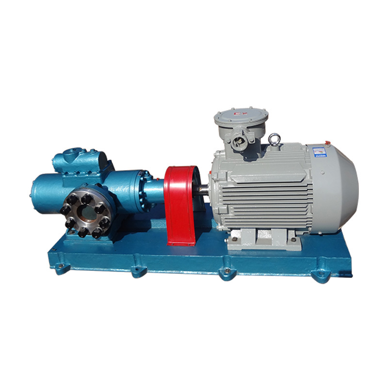 100m3/h oil diesel transfer unloading pump
