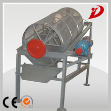 Widely application and special design rotary vibrating screen for sugar and salt