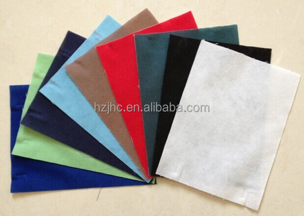 JHC cheap price recycled pet cotton felt
