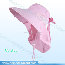 2016 UV 50+Protection Outdoor Multifunctional Flap Cap