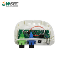 FTTH CATV 2 output wdm optical receiver