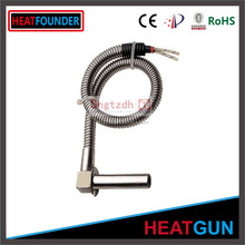 SPRING ENAIL HOT RUNNER COIL HEATER WITH THERMOCOUPLE J AND ELECTRIC HOT RUNNER HEATER COPPER