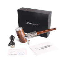 dream vapor e cigarette Kamry K1000 plus wooden electric smoking water vapor pipes