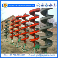 Gravity Mining Equipment Mineral Process Iron Ore Separator Spiral Chutes