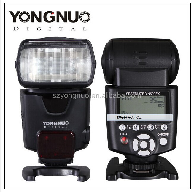 YONGNUO YN500EX CAMERA SPEEDLITE