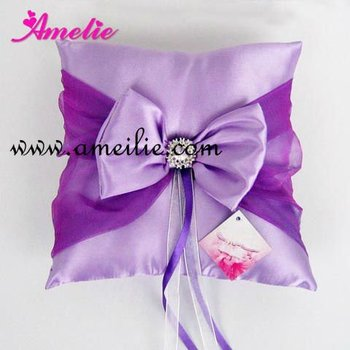 2017 most fashion wedding ring pillow