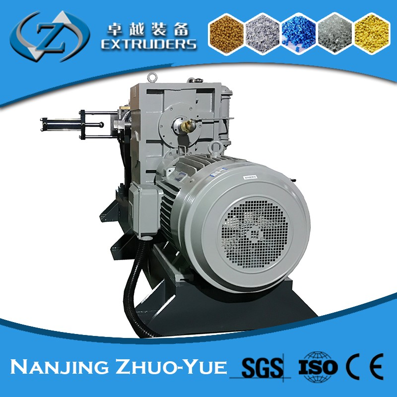 ZY water cooling 150mm single screw extruder