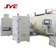 High frequency vacuum wood dryer