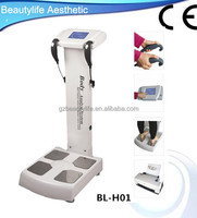 2015 New Hot body composition meter body element fat analyzer