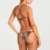 Brazilian Bathing Suit Women Swimwear Costume For Ladies Halter Bronze Triangle Bikini Sets