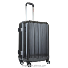 Hot sell ABS+PC travel trolley luggage bag