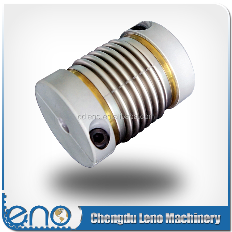 High Torque Bellows Shaft Reducer Coupling