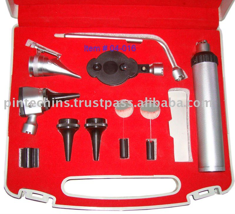 Medical ENT Instrument Diagnostic Set