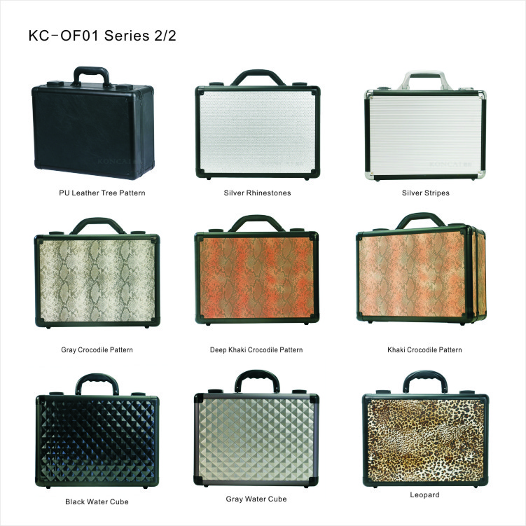 Koncai Brand Custom Case OF01 Series lights Vanity