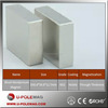China Manufacturer High Quality Rotor N52 F2''x2''x1/2''mm Block Magnet