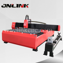 1300x2500 cnc plasma cutter for steel sheet and pipe / plasma cutting machine with rotary