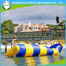 Giant Blob Jump Lake Inflatable Catapult Water Blob for Sale