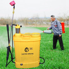 Agriculture Knapsack Portable Electric Spray Pump (2 in 1)