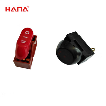 HANA hot selling Rocker Switch 250V T85/55 3 position switch