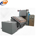 electrical heating 1200.C auto moving car bottom annealing furnace stress relieving furnace