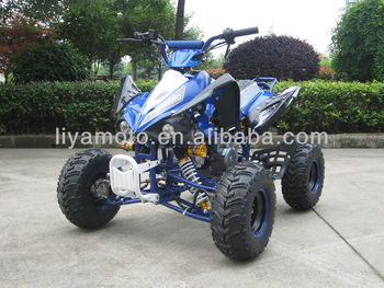 110cc 125CC QUAD OFF ROAD ATV WITH CE CERTIFICATE