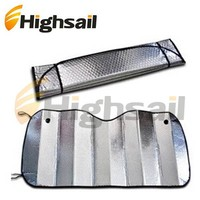 Front Window Foldable Car Sunshade