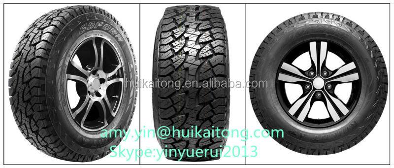 LT 245/75R16 GOFORM GF-50 All Terrain Tires on Sale, View GOFORM ...