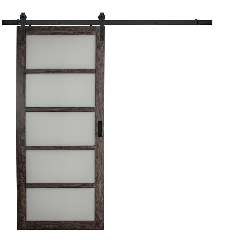 Soundproof Interior Glass Sliding Barn Doors Buy Interior Sliding