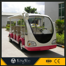 Kingwoo new design 14 seat open top sightseeing bus