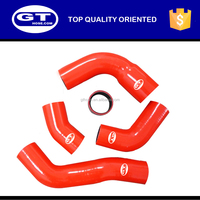 silicone hose kits for Toyota Supra JZA80 2JZ 93-02 Intercooler Turbo