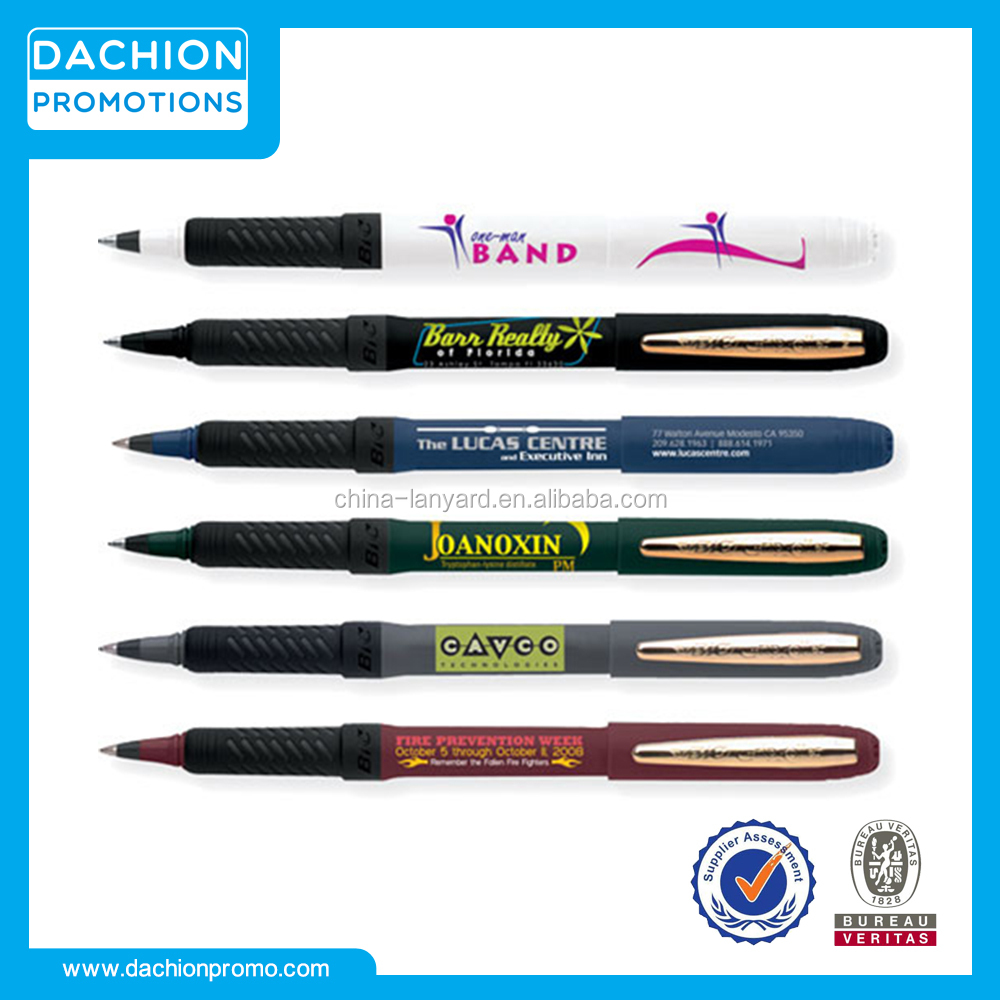 Promotional Bic Grip Roller Pen/promotional products pens/custom promotional pens
