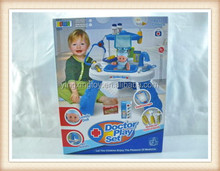 kids doctor play set Plastic Funny pretend play toys