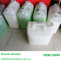 ODM OEM Hotel Used Cleaning and Softening Washing Powder Liquid in Bulk