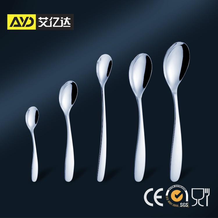 finger food spoon , grapefruit spoon , silver spoon and fork