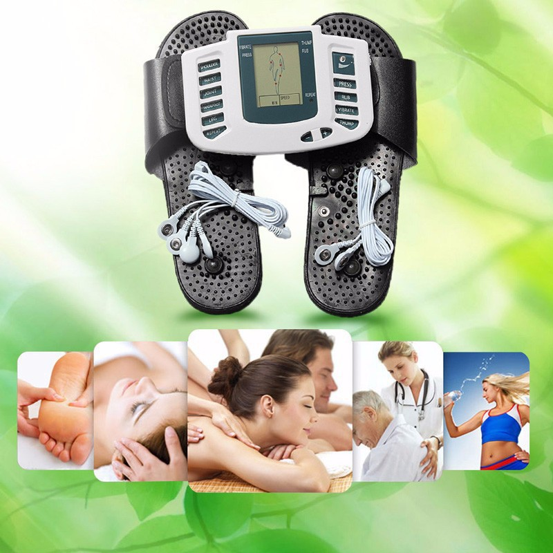 Intermediate Frequency Multifunction Digital Electronic Pulse Massager Instrument Acupuncture Adhesive Electrode Pads
