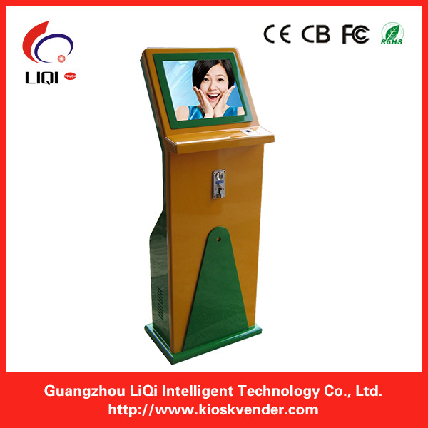 Guangzhou manufacturer Payment Terminal Kiosk with ticket printing function