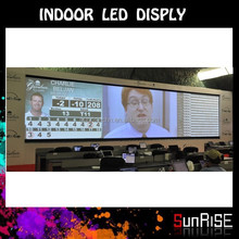 Ultra-thin And Light Rental P4 4mm Pitch Indoor Led Display / Super Bright Led Moving Message Sign/board/adversiting P4